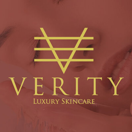 Verity Luxury Skincare Logo