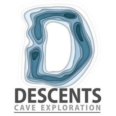 Descents Cave Exploration Logo