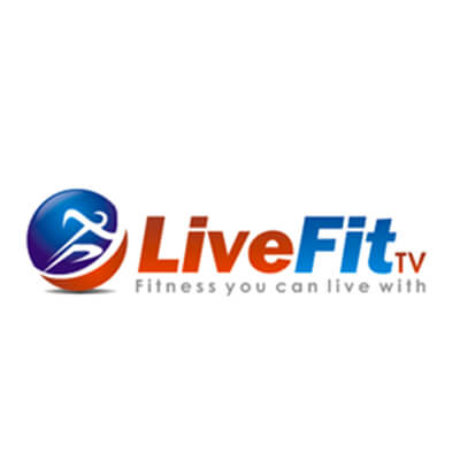 Live Fit TV Logo