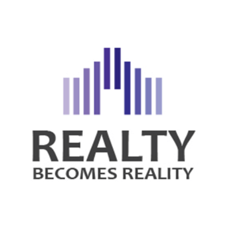 Realty Becomes Reality Logo
