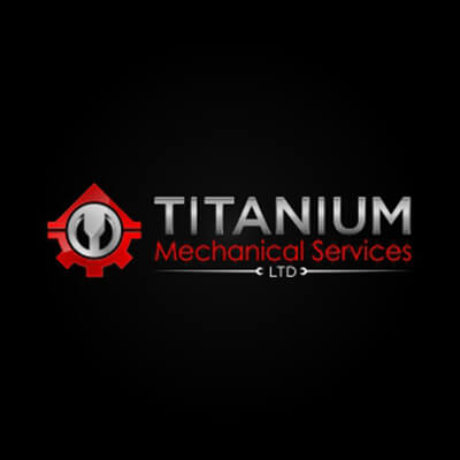 Titanium Mechanical Services LTD. Logo