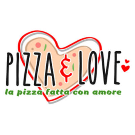 Pizza & Love Logo