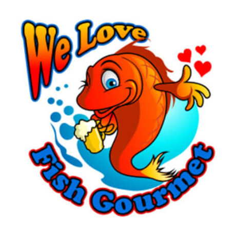 We Love Fish Gourmet Logo