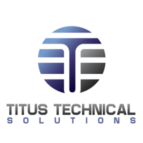 Titus Technical Solutions LLC. Logo
