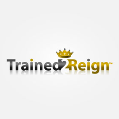 Trained 2 Reign Logo