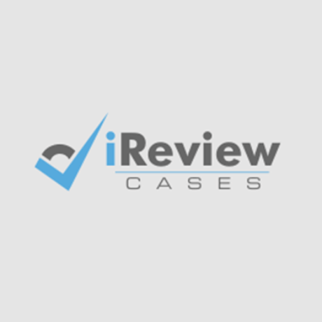 iReview Cases Logo