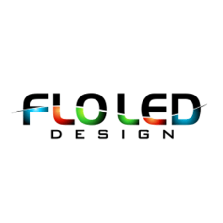 FLO LED Design Logo