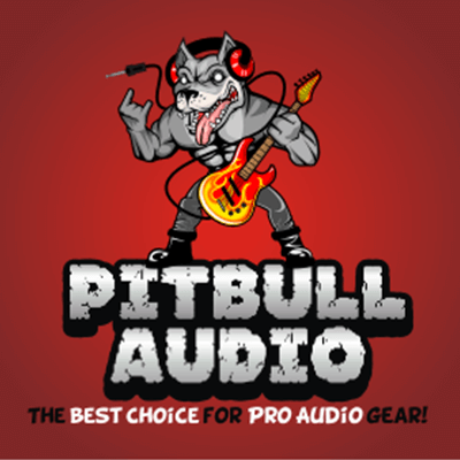 Pitbull Audio Logo