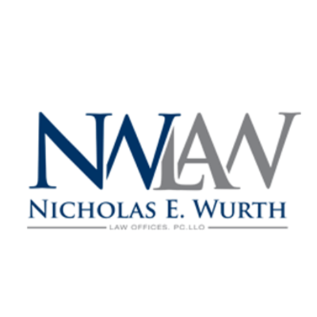 The Law Offices of Nicholas E. Wurth, PC, LLO Logo