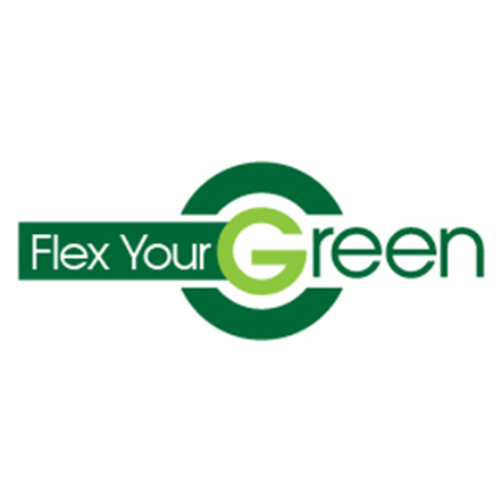 Flex Your Green Logo