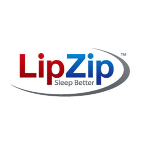 Lip Zip Sleep Better Logo