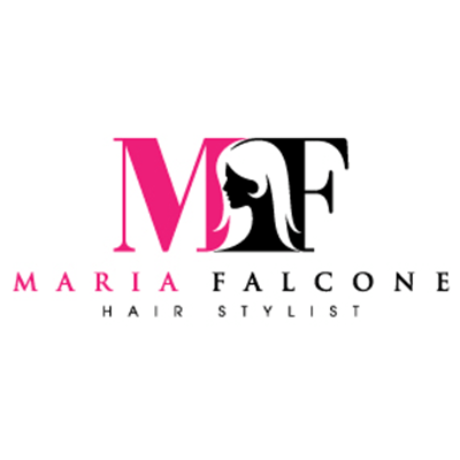 Maria Falcone Hair Stylist Logo