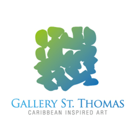 Gallery Saint Thomas or Gallery St. Thomas Logo