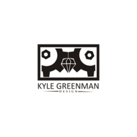 Kyle Greenman Design Logo