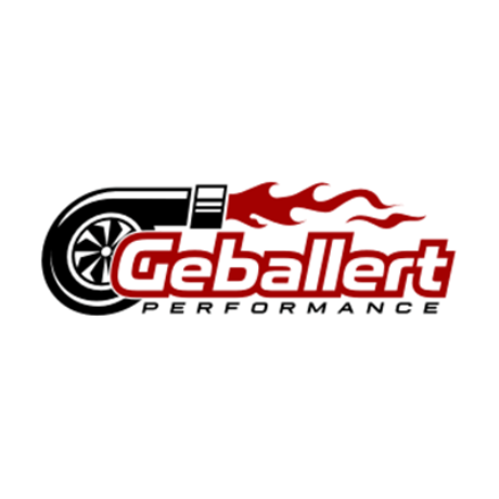 Geballert Performance Logo