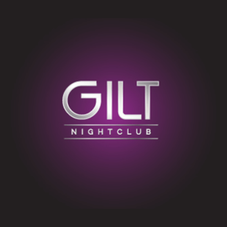 Gilt Nightclub Logo