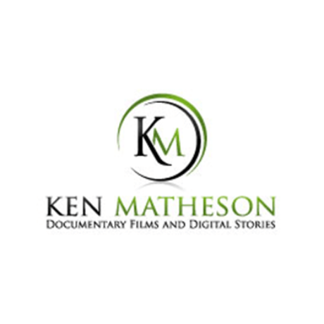 Ken Matheson Documentary Films and Digital Stories Logo