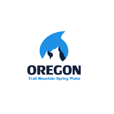 Oregon Trail Mountain Spring Water Logo