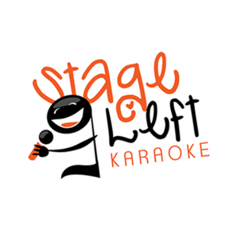 Stage Left Karaoke Logo