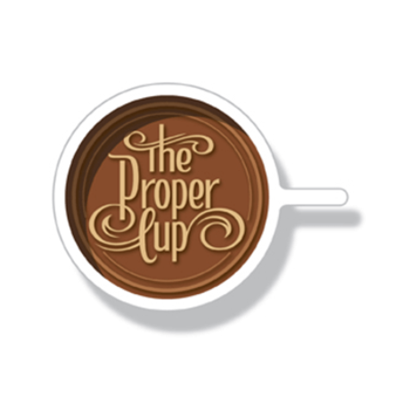 The Proper Cup Logo